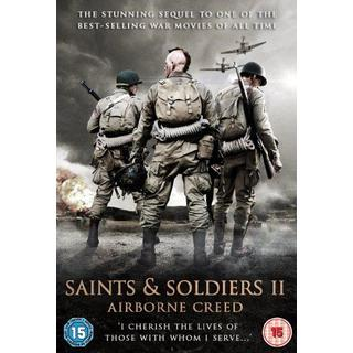 Saints & Soldiers 2: Airborne Creed [Blu-ray]